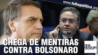 Senador Rocha desmonta discurso manipulador da esquerda contra Bolsonaro e ministro da Educação