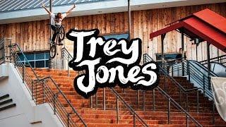 Trey Jones in Shadow