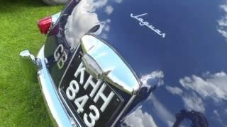 1957 Jaguar Mk1 up close