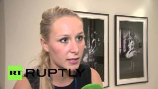 Real threat not Assad but Islamic State - Marion Le Pen