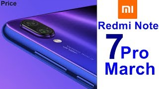 Redmi Note 7 Pro Price In India, Launch Date, Specifications, Review, Features, Camera