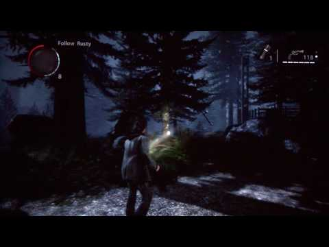 Alan Wake [E3 2009] Gameplay Video