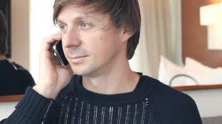 Martin Solveig prepares for Tomorrowland 2013