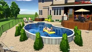 Swimming pool design ottawa gallery rideau pools for Pool design ottawa
