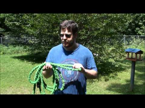 Pocket Hose Review - ExpandAble Hose. Flex~Able.  XHose in action - Does it work like it does on TV?