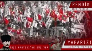 VATAN PARTİSİ (İŞÇİ PARTİSİ) HOMELAND PARTY TURKEY