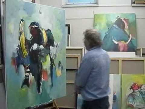 gerard  t Hart painting_part-2 by_Annemarie van Hooff.divx