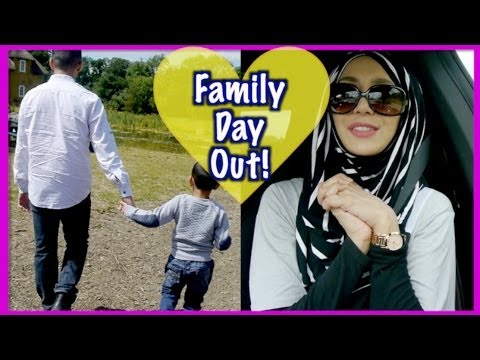 FAMILY VLOG TO WILLOWBROOK FARM! | Amenakin