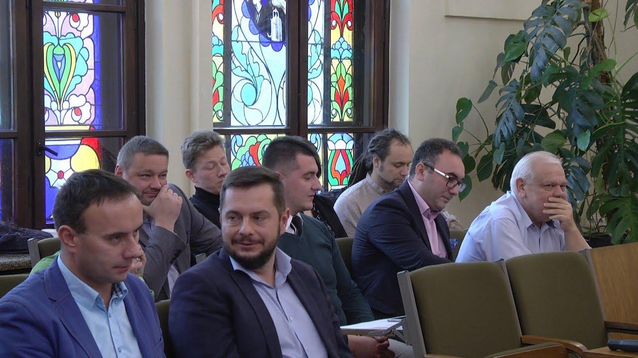 XXI sesja Rady Miejskiej, część II