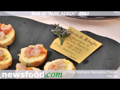 Cristina Meggiato - Osteria Ai Mitraglieri di Camponogara (VE) a The Best Of Alpe Adria 2013