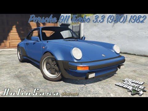 Porsche 911 Turbo 3.3 (930) 1982 [replace]