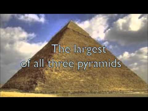 History Project on the Great Pyramid of Giza
