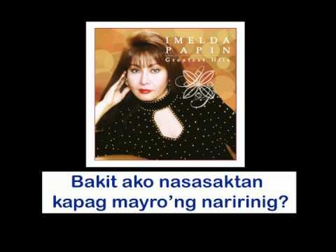 Imelda Papin - Bakit Ikaw Pa (Lyrics Video)
