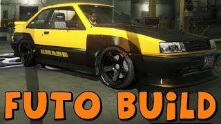GTA 5 Online   Drift Build   Futo (AE86/85/Levin)