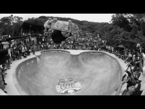 Red Bull Skate Generation - Florianopolis, Brazil