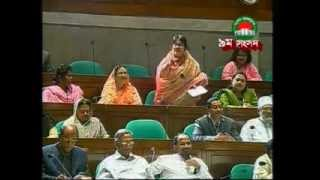 Syeda Ashrafi Papia MP talks about Joy's corruption