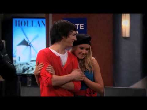 Lilly&oliver miley&jessie Moments (wherever I Go - Hannah Montana Forever) video
