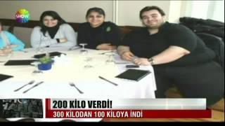 3 Yılda 200 Kilo Verdi - Show TV Ana Haber