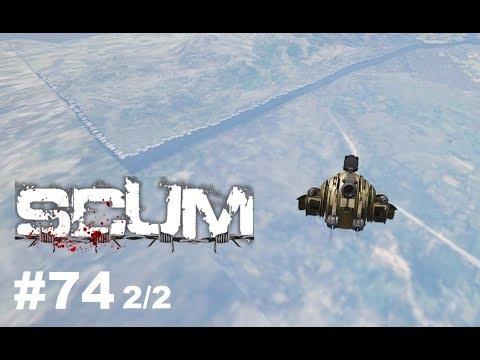 SCUM - Experimente als Admin 2/2 #74 Gameplay Deutsch
