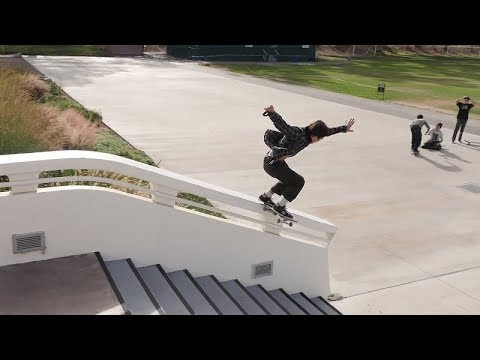 Zach Taverrite ~ Actual Skateboarding ~ Krux Trucks