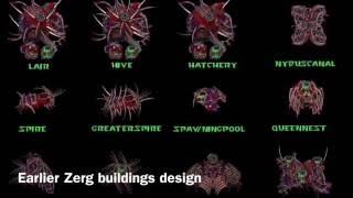 StarCraft Original Pre-Release Screenshots Overview (1996–1998)