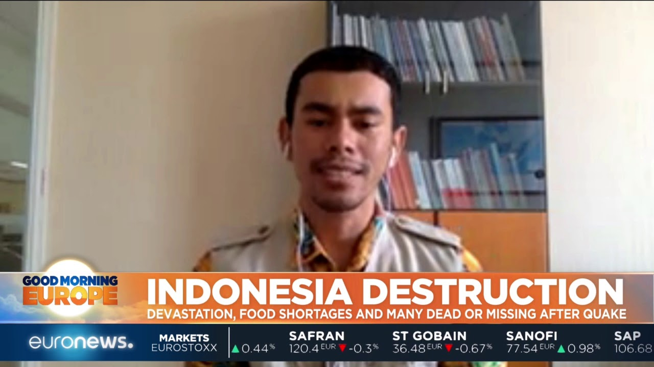 Indonesia destruction