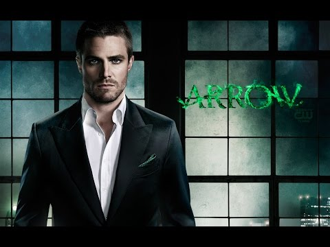 Stephen Amell AKA Oliver Queen (Arrow)