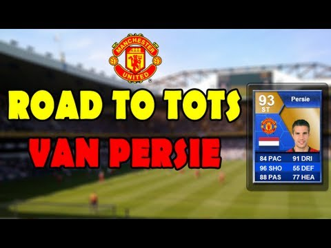 Fifa 13 Ultimate Team - Road To TOTS Robin Van Persie - EP4 - Raking In The Money!