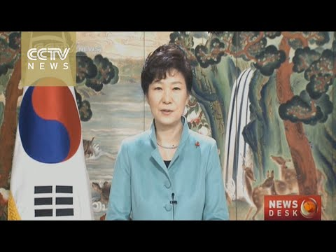 South Korean President Park Geun-hye vows to improve DPRK-S. Korea ties