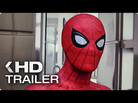 SPIDER-MAN: Homecoming - The Invite TV Spot & Trailer (2017)