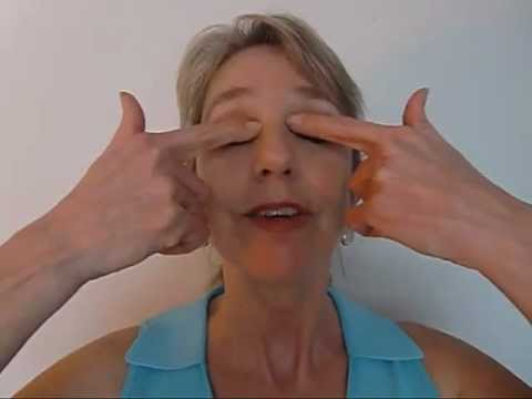 Facial Exercises for Eyelid Droop - Enjoy Taut Eyelids!