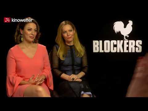 Interview Kay Cannon & Leslie Mann     BLOCKERS