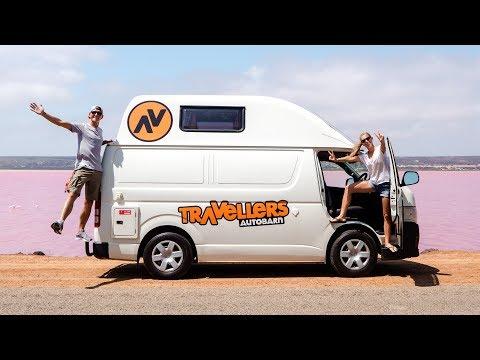 Campervan Reise Australien • Pinker See & Kalbarri • Weltreise   VLOG #402