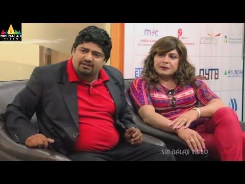 Ram Robert Raheem Movie Scenes | Akbar Bin Tabar Comedy | Sri Balaji Video