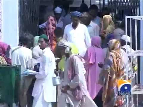 geo sargodha Beggars Crowd In Ramzan