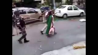 Panchkula Kand Videos साध्वी यौन शोषण केस - पंचकूला उपद्रव कांड Viral Video, पंचकूला में हुई हिंसा
