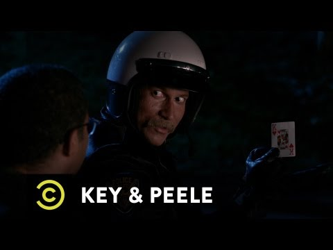 Key & Peele: Magician Cop