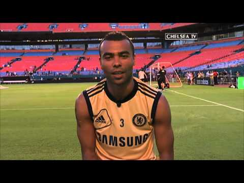 Chelsea FC - Ashley Cole thanks the fans