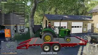 NEW TRACTOR AND LANDSCAPING - MIDWEST HORIZON EP2 - FS19 RP