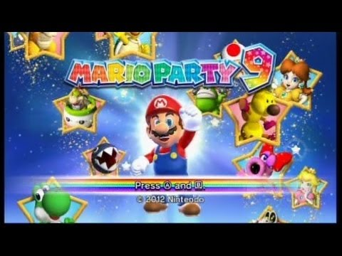 Mario Party 9 Review (Wii)