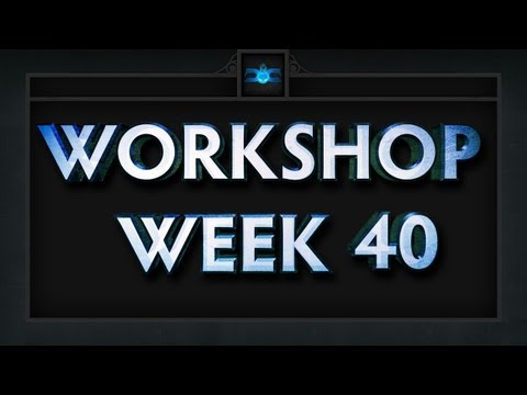Dota 2 Top 5 Workshop - Week 40