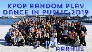 KPOP RANDOM PLAY DANCE IN PUBLIC 2019, AARHUS, DENMARK | CODE9