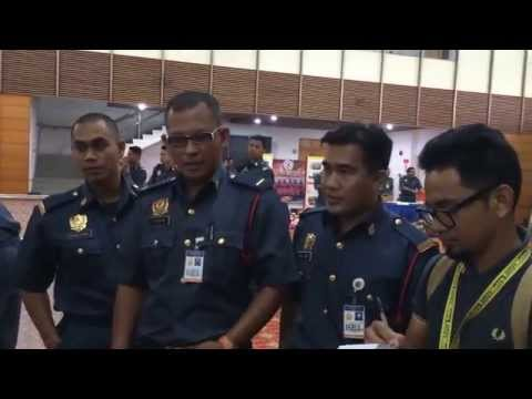 Cyber Smart Tray Balai Bomba dan Penyelamat Cyberjaya