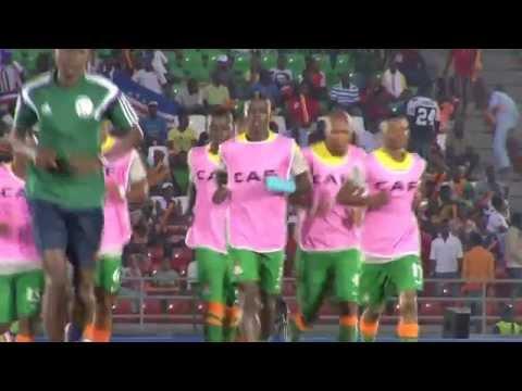 Pre-match: Zambia vs Cape Verde - Orange Africa Cup of Nations, EQUATORIAL GUINEA 2015