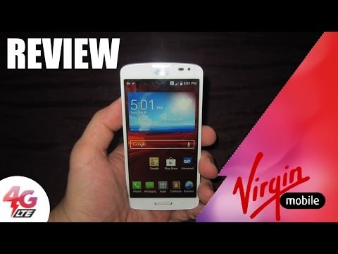 Review: Virgin Mobile LG Volt 4G LTE