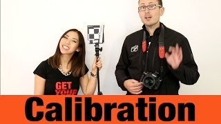Calibrate your Lens & Camera for Perfect Focus