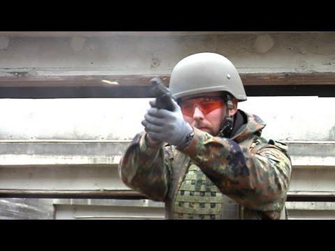 Wenn Profis schießen - das neue Schießausbildungskonzept der Bundeswehr