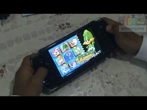 Consola de Videojuegos MP5 Tipo PSP con 3000 Juegos Review
