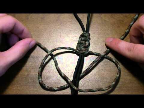 паракорд плетение браслет,