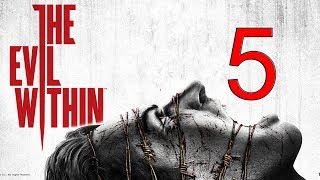 THE EVIL WITHIN | Gameplay Español | Cap.#5 Recovecos oscuros